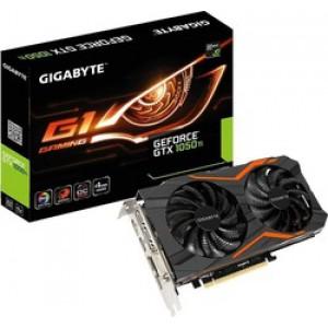 Gigabyte GeForce GTX1050 Ti 4GB G1 Gaming (GV-N105TG1 GAMING-4GD)