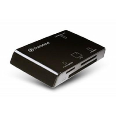 Transcend Multi-Card Reader P8 Black