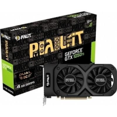 Palit GeForce GTX1050 Ti 4GB Dual OC (NE5105TS18G1D)