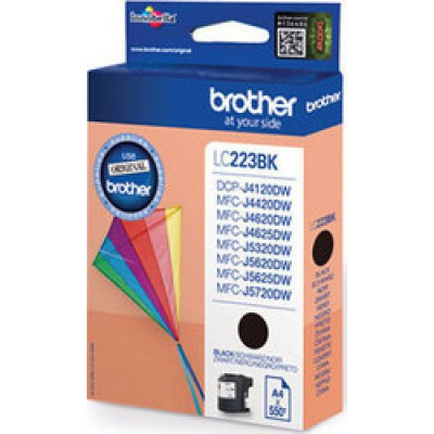 Brother LC223 Black (LC-223BK)