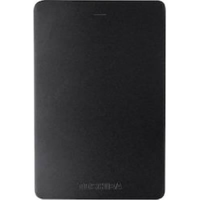 Toshiba Canvio Alu 1TB Black