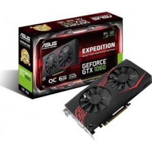 Asus GeForce GTX 1060 6GB OC (EX-GTX1060-O6G)