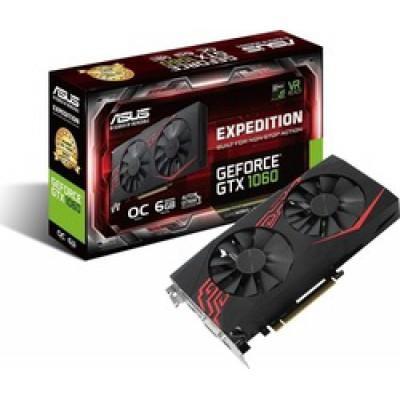Asus GeForce GTX 1060 6GB OC (90YV0A28-M0NA00)