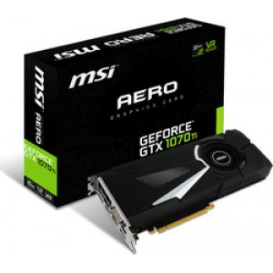 MSI GeForce GTX 1070 Ti 8GB Aero (GTX 1070 Ti Aero 8G)
