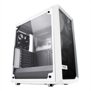 Fractal Design Meshify C TG White