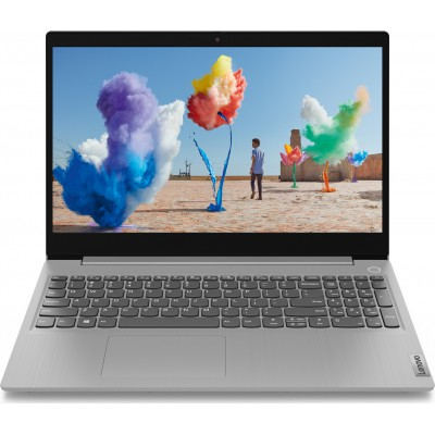 Lenovo IdeaPad 3 15ADA05 (Athlon-3050U/4GB/128GB/FHD/No OS) Platinum Grey