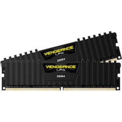 Corsair 16GB DDR4-3000MHz (CMK16GX4M2D3000C16)