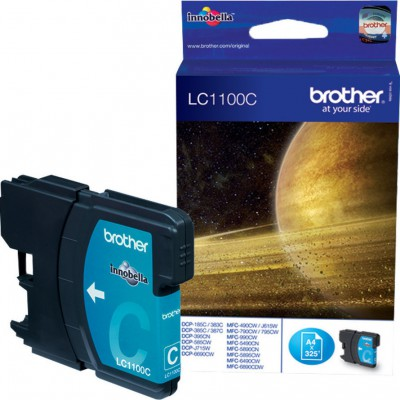 Brother LC1100 Cyan (LC1100C)
