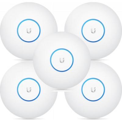 Ubiquiti UniFi AC Pro (no PoE Adapter) - 5 Pack