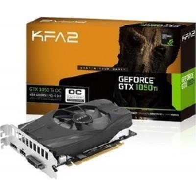 KFA2 GeForce GTX1050 Ti 4GB OC (50IQH8DSN8OK)