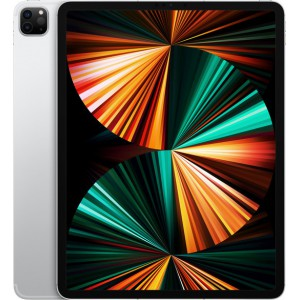 "Apple iPad Pro 2021 12.9"" με WiFi+5G και Μνήμη 512GB Silver"