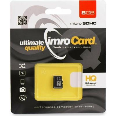 IMRO microSDHC 8GB Class 10