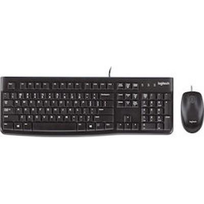 Logitech Desktop MK120 (US International)