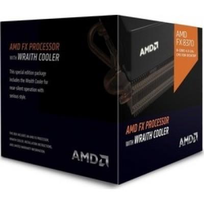 AMD FX-8370 Box (Wraith Cooler)