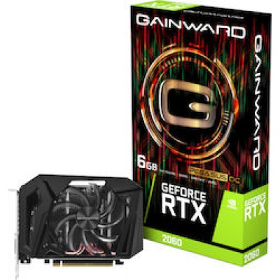 Gainward GeForce RTX 2060 6GB Pegasus OC (4337)