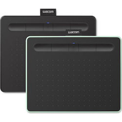 Wacom Intuos S with Bluetooth - Pistachio