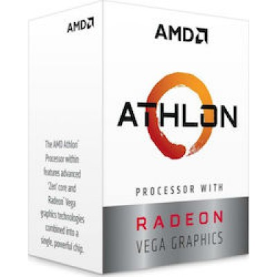 AMD Athlon-200GE 3.20GHz 4MB Box