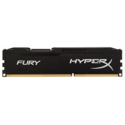 Kingston HyperX Fury Black 4GB DDR3-1600MHz (HX316C10FB/4)
