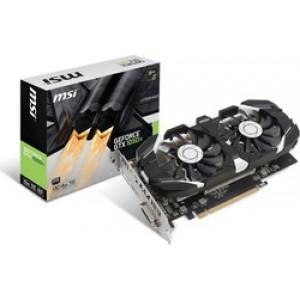 MSI GeForce GTX1050 Ti 4GB OC