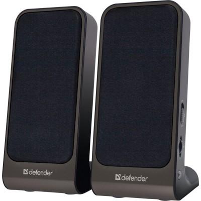 Defender SPK-225 Desktop 2.0 4W σε Black