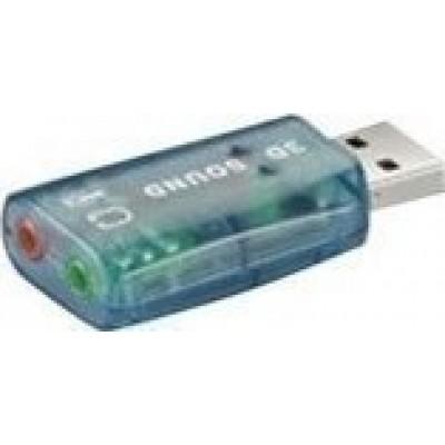 MCAB USB 2.0 Soundcard 7300006
