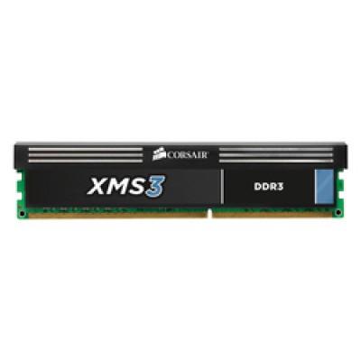 Corsair XMS3 4GB DDR3-1600MHz (CMX4GX3M1A1600C11)