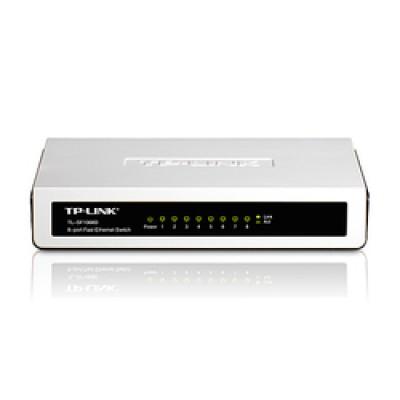 TP-LINK TL-SF1008D v6