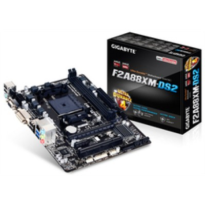 Gigabyte F2A88XM-DS2 (rev. 3.0/3.1)