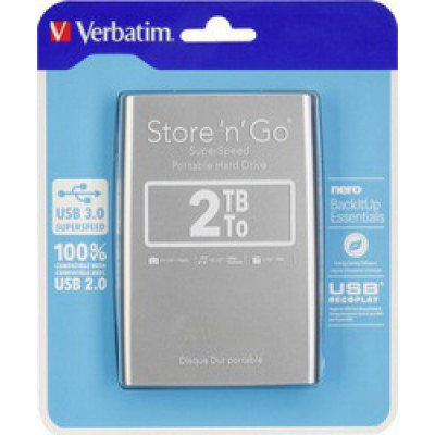 Verbatim Store 'n' Go USB 3.0 2TB