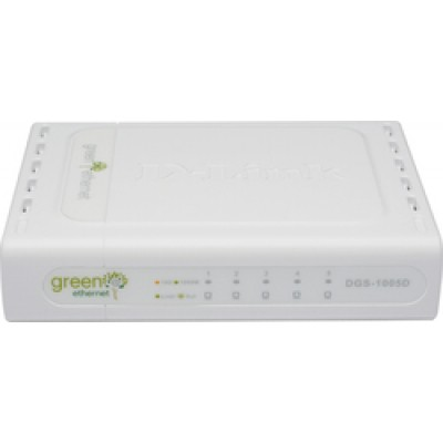 D-Link Switch DGS-1005D 5xGBit