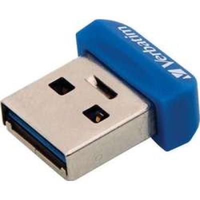 Verbatim Store 'n' Stay Nano 64GB Blue