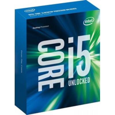 Intel Core i5-6600K Box