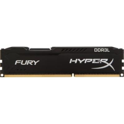 Kingston  HyperX Fury Black 8GB DDR3-1866MHz (HX318LC11FB/8)