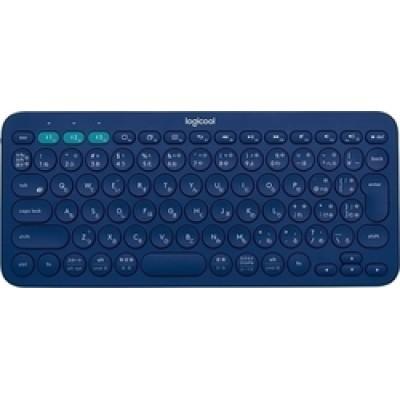 Logitech Multi-Device Bluetooth Keyboard K380 (Blue)