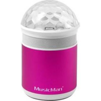 Technaxx Musicman X17 Disco Pink