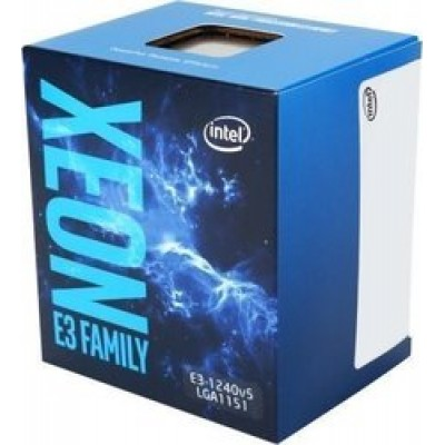 Intel Xeon E3-1240 v5 Box