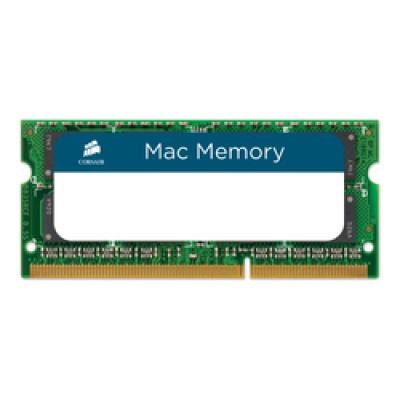 Corsair Mac Memory 4GB Dual Channel DDR3 SODIMM Memory