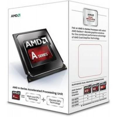 AMD A4-6300 Box
