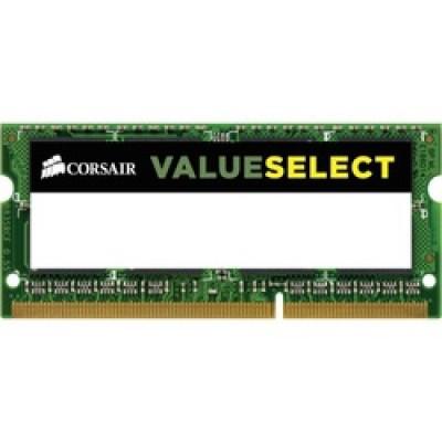 Corsair Value Select 4GB DDR3-1333MHz CMSO4GX3M1A1333C9)