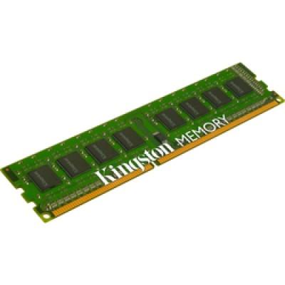 Kingston ValueRAM 4GB DDR3-1600MHz (KTH-PL316ES/4G)