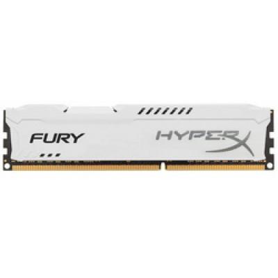 Kingston HyperX Fury White 8GB DDR3-1866MHz (HX318C10FW/8)