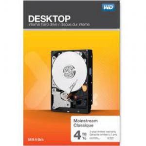Western Digital Desktop Mainstream 4TB