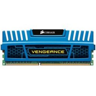 Corsair Vengeance 8GB DDR3-1600MHz (CMZ8GX3M1A1600C10B)