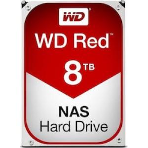 Western Digital Red NAS 8TB (256MB Cache)