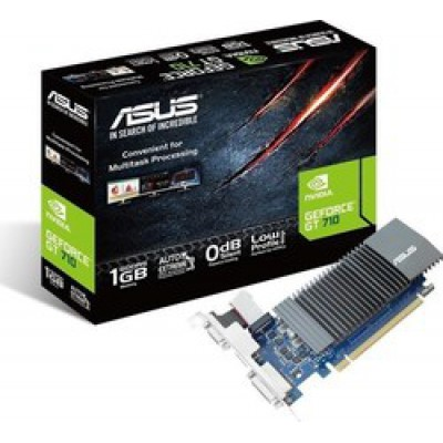 Asus GeForce GT 710 1GB Silent (GT710-SL-1GD5)