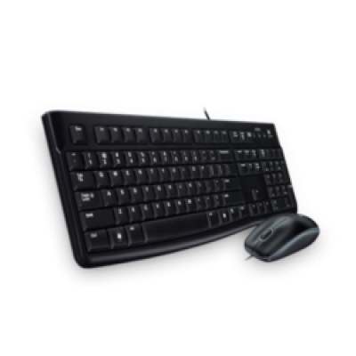 Logitech Desktop MK120 (Greek)