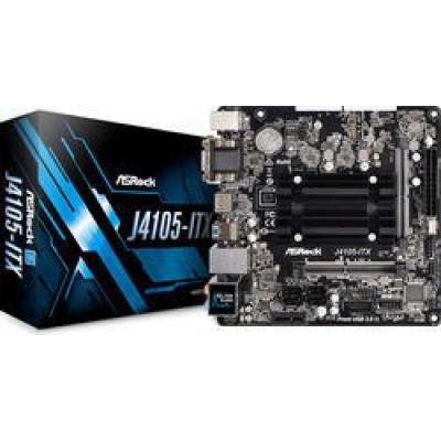 Asrock J4105-ITX