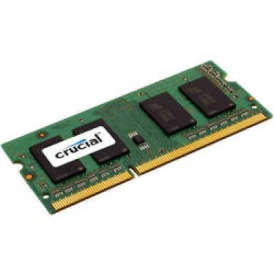 Crucial 4GB DDR3L-1333MHz (CT4G3S1339MCEU) Memory for Mac