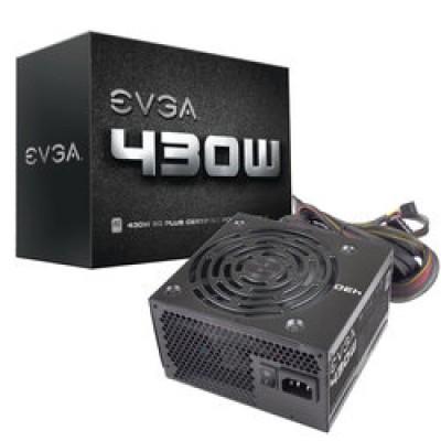 EVGA 430W Power Supply 80 PLUS