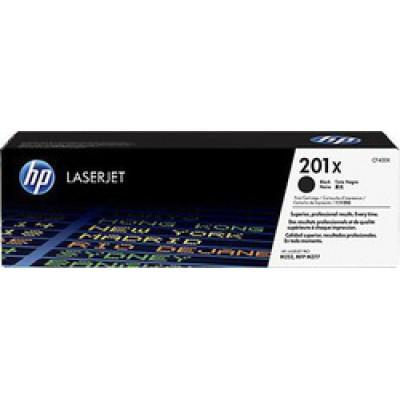 HP 201X Black Toner High Yield (CF400X)